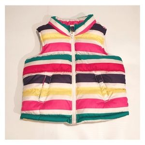 Girl Winter Vest - Old Navy